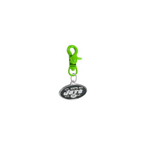 New York Jets NFL COLOR EDITION Green Pet Tag Collar Charm