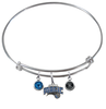 Orlando Magic NBA Expandable Wire Bangle Charm Bracelet