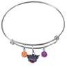 Phoenix Suns NBA Expandable Wire Bangle Charm Bracelet