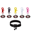 San Francisco 49ers NFL COLOR EDITION Pet Tag Collar Charm