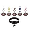 San Francisco 49ers NFL Pet Tag Dog Cat Collar Charm