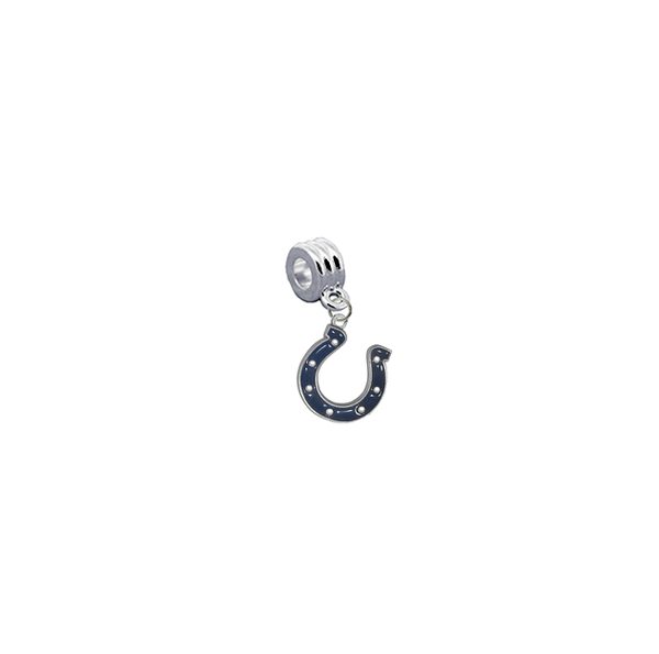Indianapolis Colts NFL Football Universal European Bracelet Charm (Pandora Compatible)