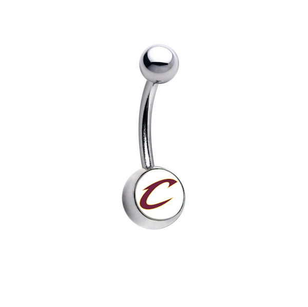 Cleveland Cavaliers C Logo Classic Style 7/16