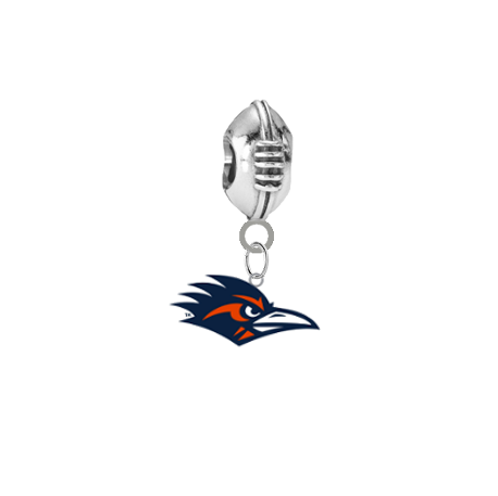 Texas San Antonio Roadrunners Football Universal European Bracelet Charm