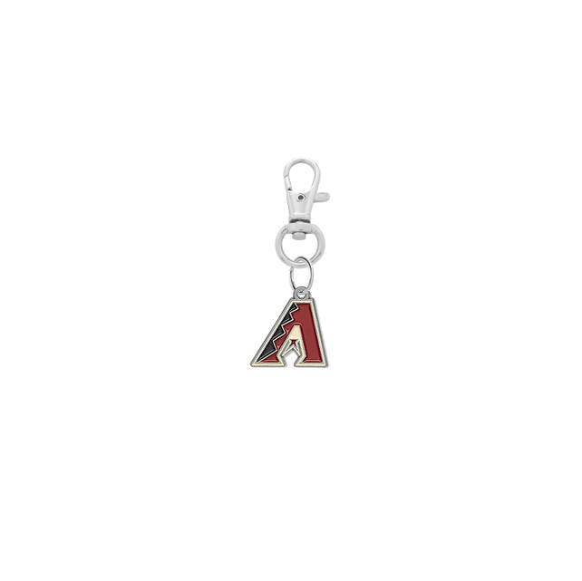 Arizona Diamondbacks Silver Pet Tag Dog Cat Collar Charm