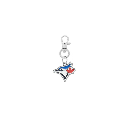 Toronto Blue Jays Silver Pet Tag Dog Cat Collar Charm