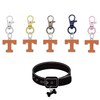 Tennessee Volunteers NCAA Pet Tag Dog Cat Collar Charm