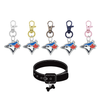 Toronto Blue Jays MLB Pet Tag Dog Cat Collar Charm