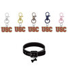 USC Southern California Trojans NCAA Pet Tag Dog Cat Collar Charm