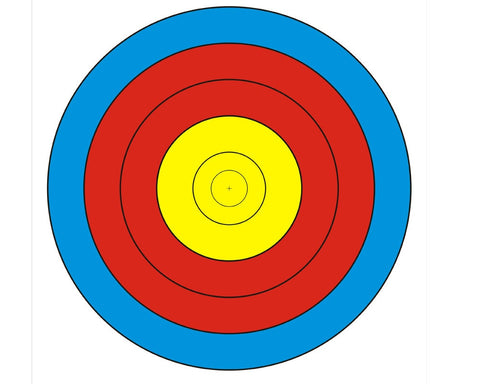 World Archery 122 cm Target Face