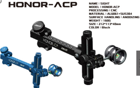 Decut Honor ACP Compound sight