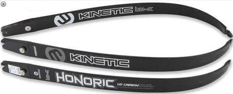 Kinetic Honoric UD Carbon recurve limbs