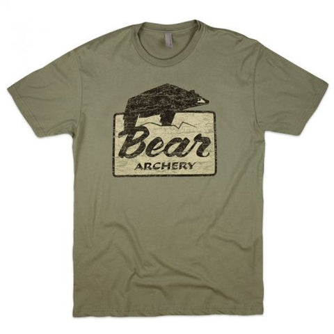 Bear Archery Icon T shirt