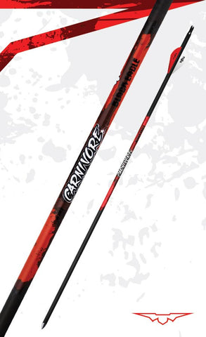 Black Eagle Carnivore Fletched arrows