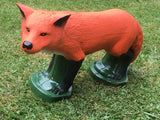 Bush bow standing Fox
