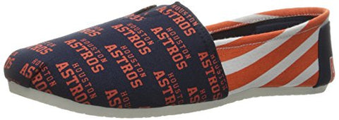MLB Women's Canvas Stripe Shoes