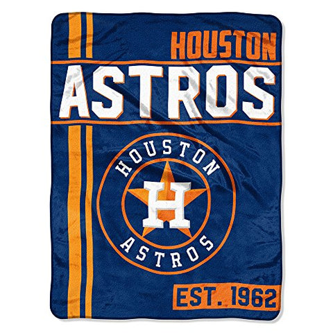 MLB Houston Astros Throw, Multicolor