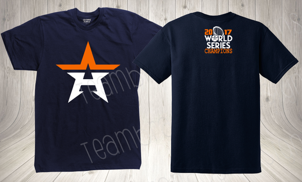 Glitter Astros World Series Tshirt