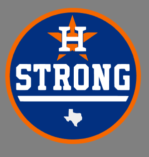 Astros Strong Decal