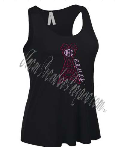 Oil Rig Bling tank top