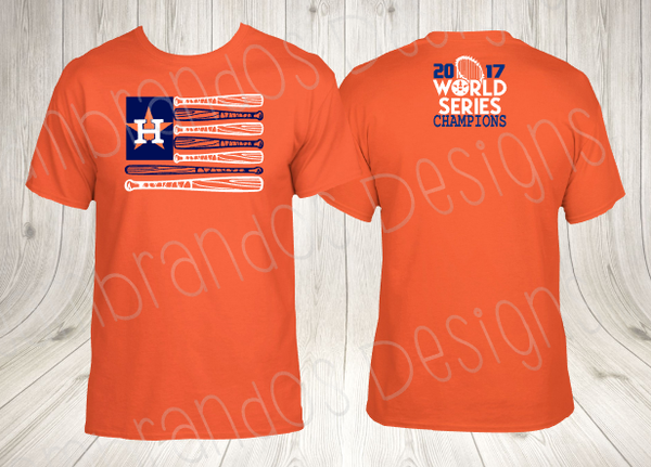 Astros World Series Tshirt