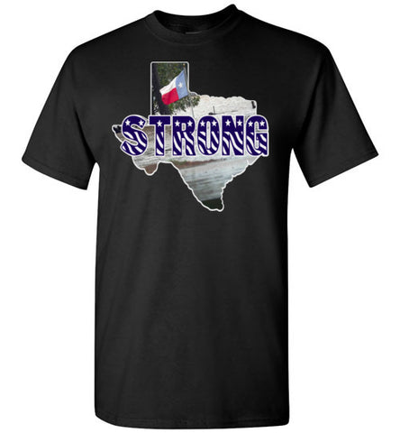 WE WILL REBUILD #HURRICANEHARVEY UNISEX TEE