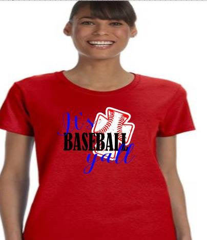 Its baseball y'all Baseball cross