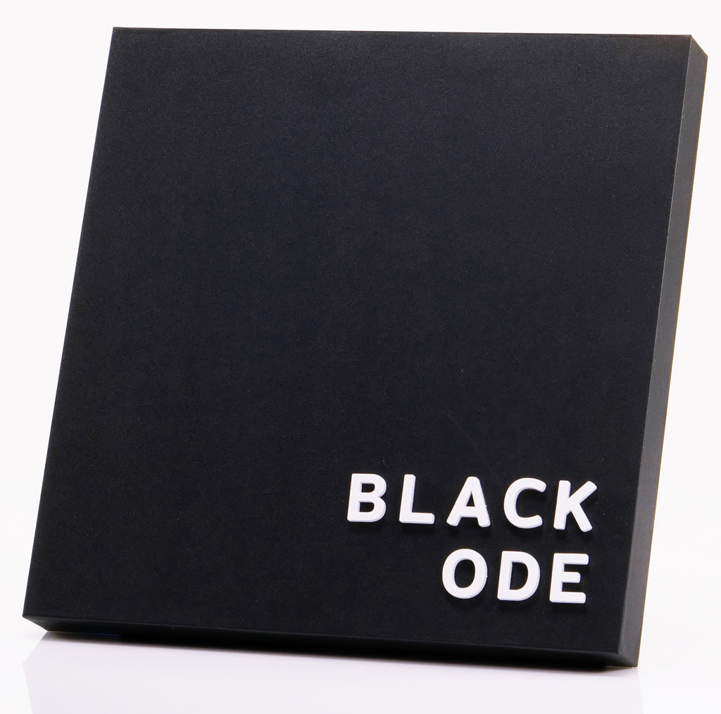 Black Ode Jut Board - 10x10""