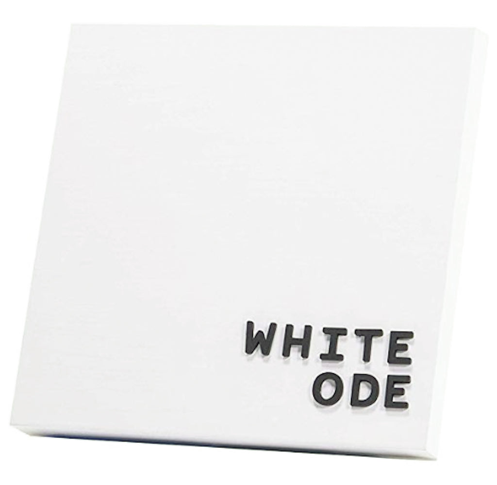 White Ode Jut Board - 10x10""