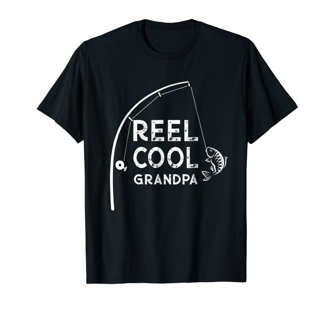 Reel Cool Grandpa - I Love Quilting Store