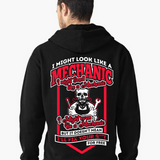 Look Like A Mechanic - Front Print - I Love Quilting Store