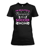 Beautiful Soccer Mom - I Love Quilting Store
