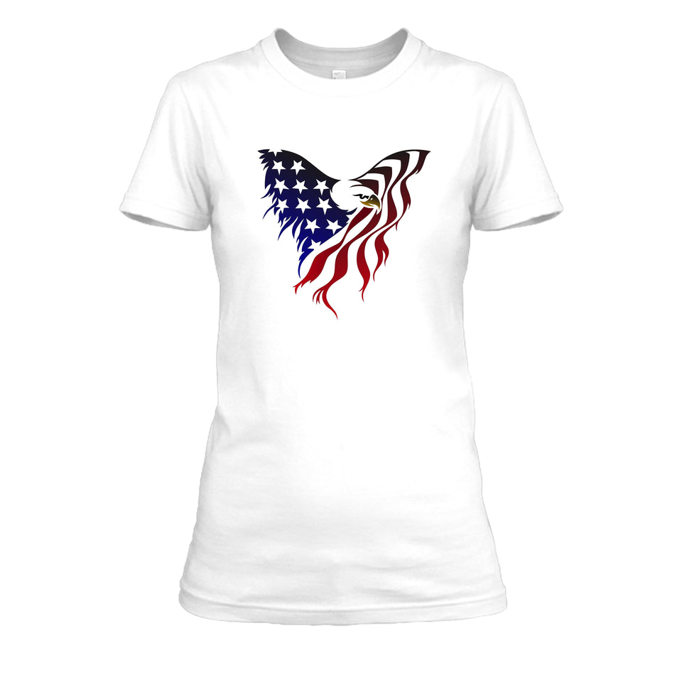 American Eagle (white) - I Love Quilting Store