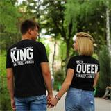 """ Only a King & Queen Can "" - I Love Quilting Store"