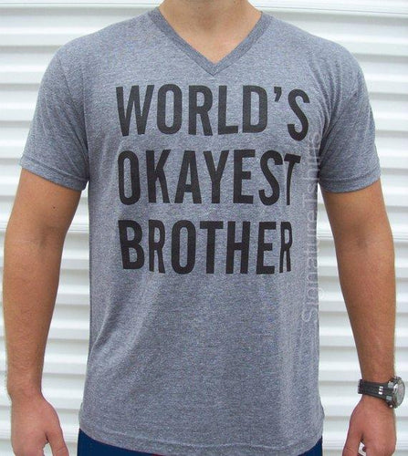 world okayest brother - I Love Quilting Store