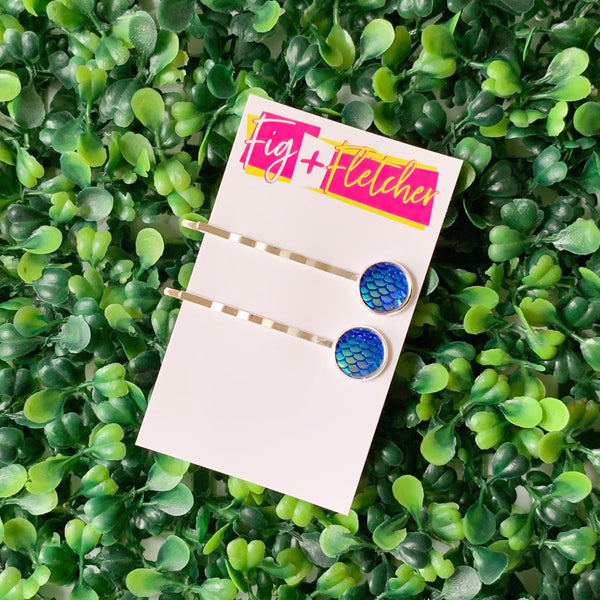 Mermaid Bobby Pins *SPECIAL ORDER ITEM*