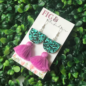 Fruit Tingle Tassel Dangles