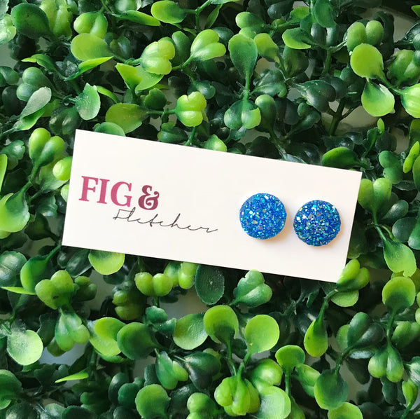 Druzy Earrings *SPECIAL ORDER ITEM*
