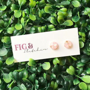Mini Foil Studs ~ choose colour
