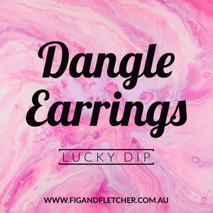 Dangle Earrings Lucky Dip