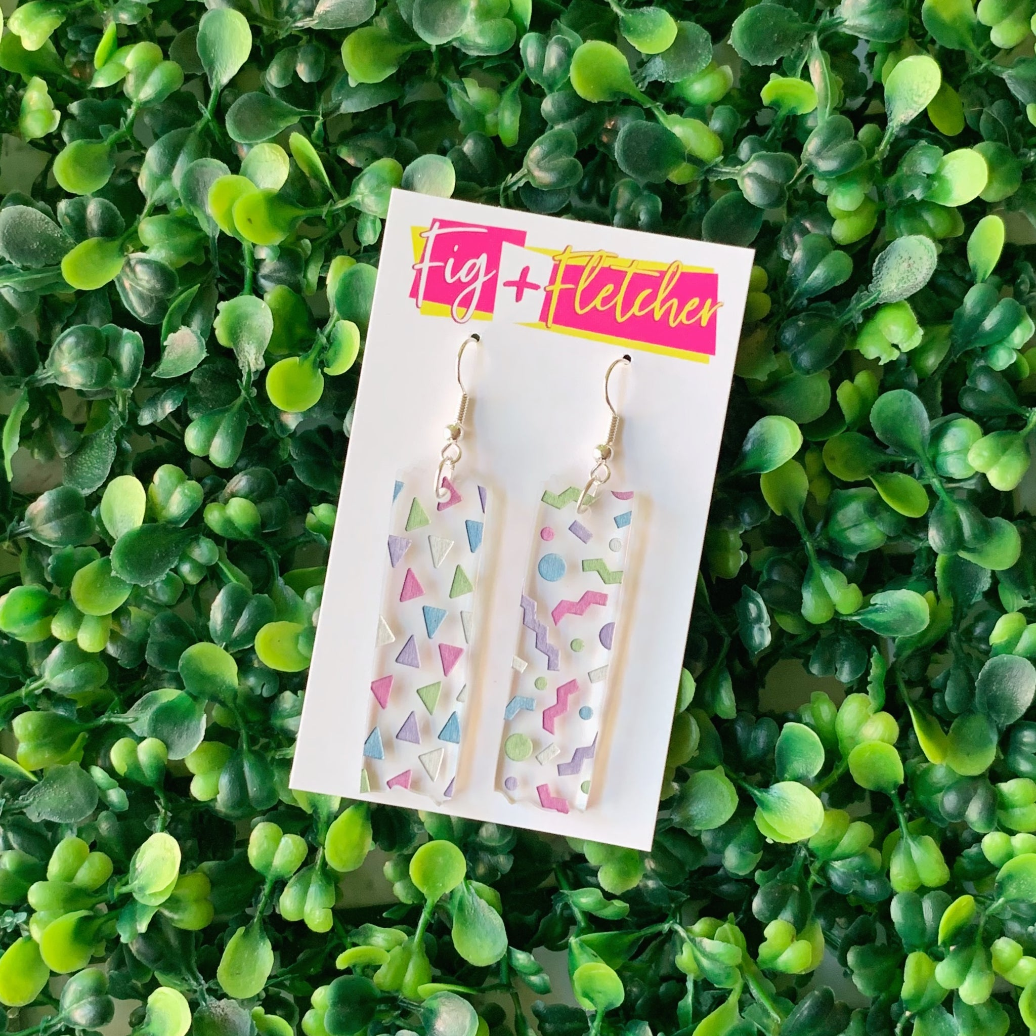 Washi Tape Dangles