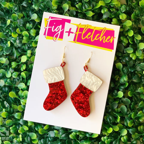 Christmas Stocking Dangles