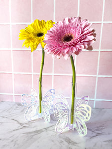 Butterfly Stem Vase *LIMITED EDITION*