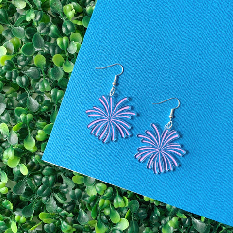 Fireworks Dangles - Small