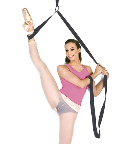 FlexMax Leg Stretcher & Ballet Stretch Band Starter Kit