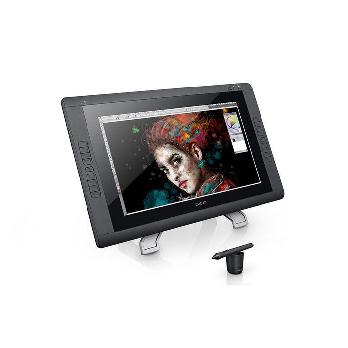 Cintiq 22HD Creative Pen and Touch Display - Elon Three