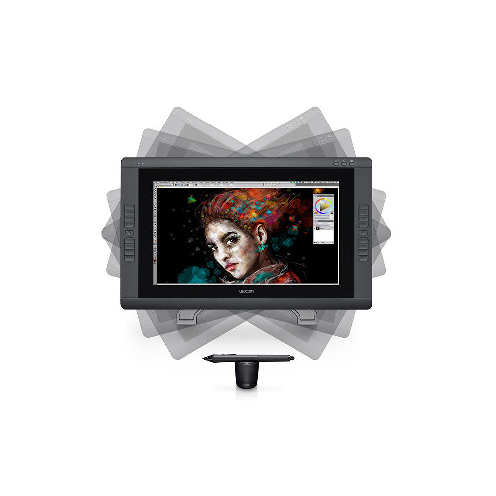 Cintiq 22HD Creative Pen Display - Elon Three