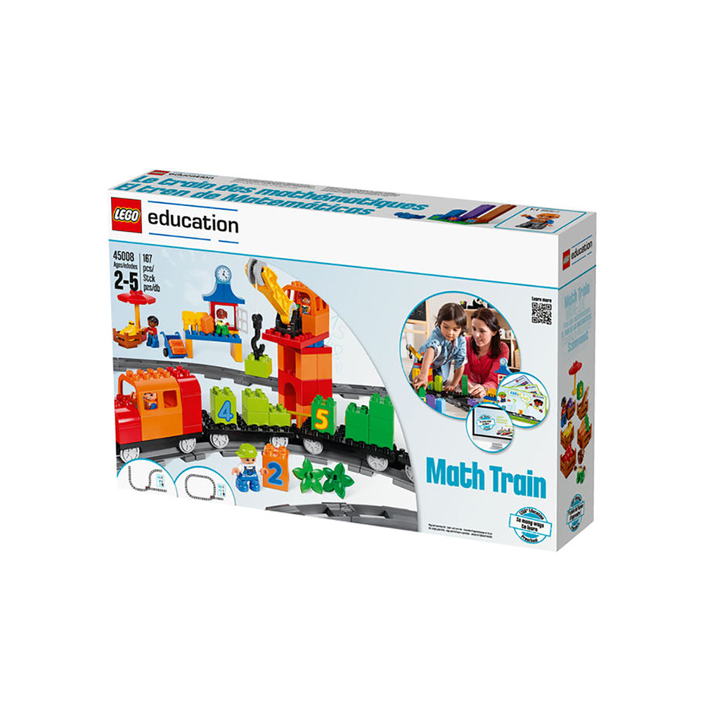 Lego Math Train Set