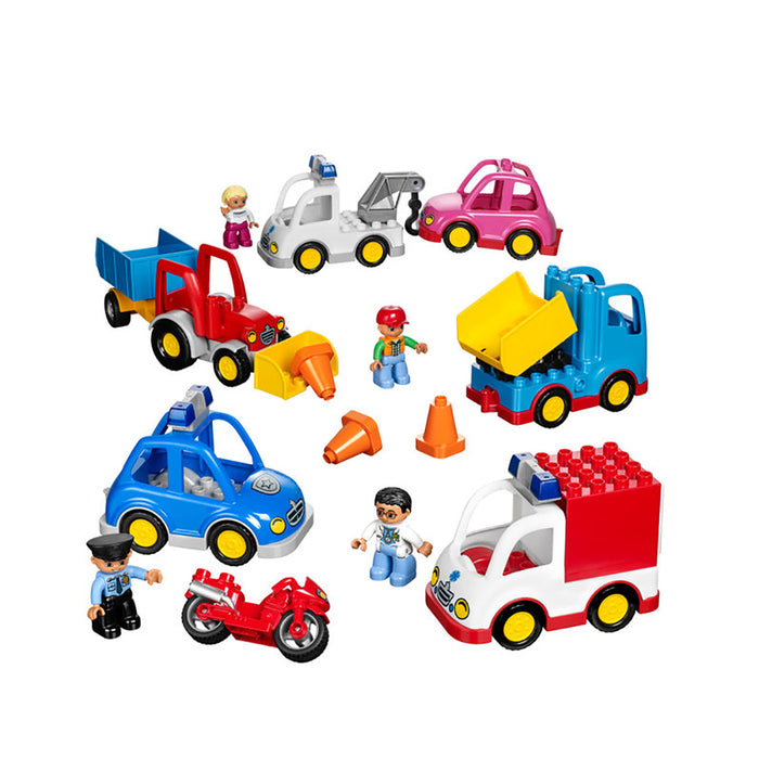 Lego Multi Vehicles Set