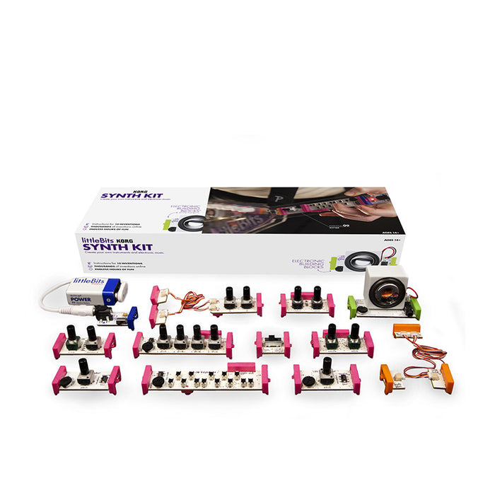 littleBits KORG Synth Kit - Elon Three